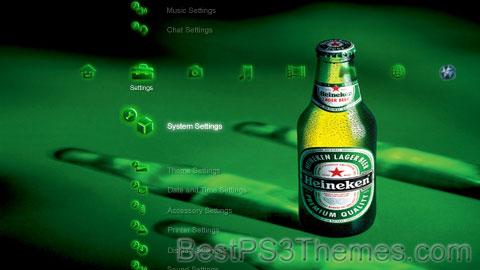 Heineken Theme 2