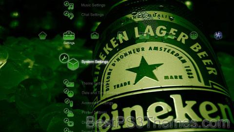 Heineken Theme 3