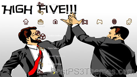 High Five Theme