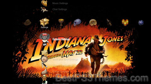 Indiana Jones V2 Theme