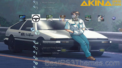 initial d best ps3 themes