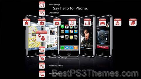 iPhone Theme 4