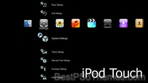 iPod Touch V2 (No iPod) Theme