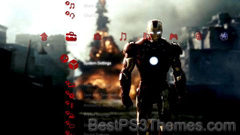 Ironman Mark 3 Theme