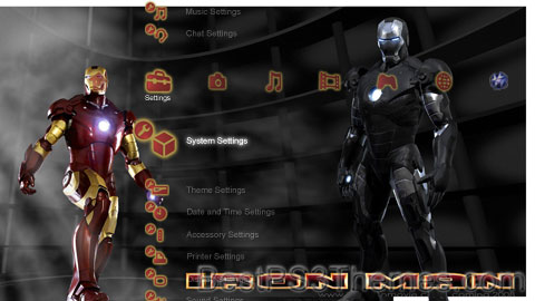 Ironman/War Machine Theme