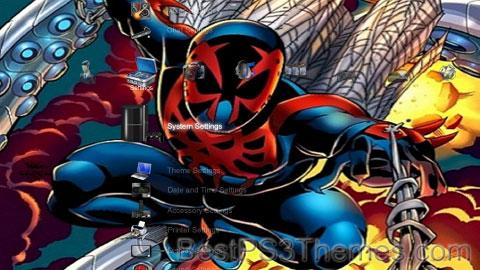 Iron Spiderman Theme