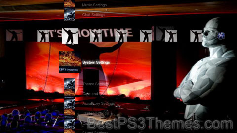 It's Showtime v1.1 Theme