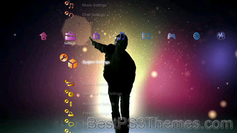 iTunes Coldplay Viva La Vida v2.0 Theme