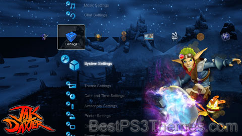 Jak And Daxter v1.1 Theme