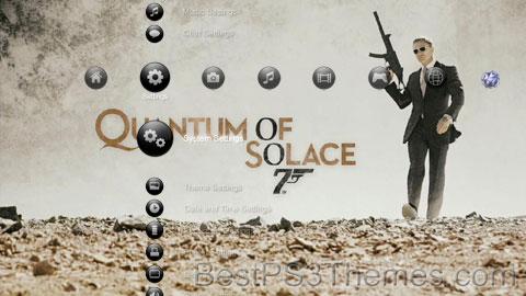 James Bond - Quantum of Solace Theme