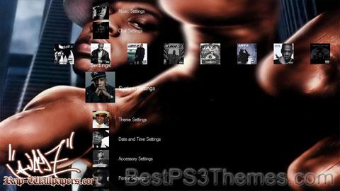 Jay-Z Theme