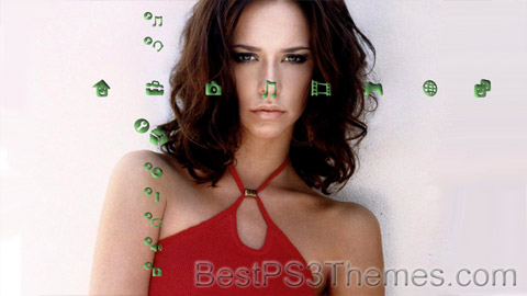 Jennifer Love Hewitt Theme