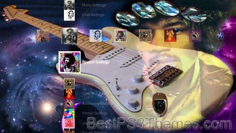 Jimi Hendrix Theme 2