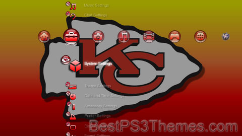 Kansas City Chiefs 2.41 + Sounds Theme