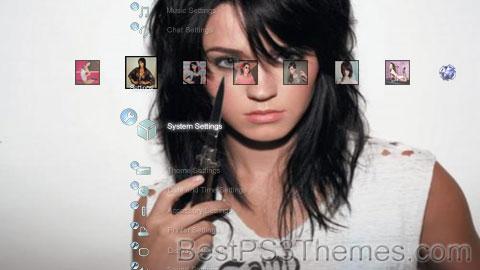 Katy Perry Theme