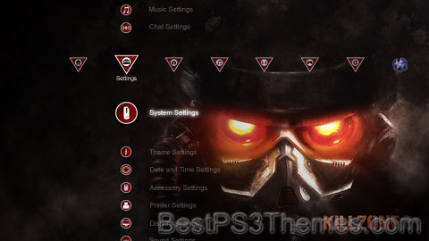 Killzone 2 by Draicus Theme