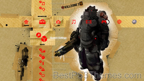 Killzone 2 Concepts Theme