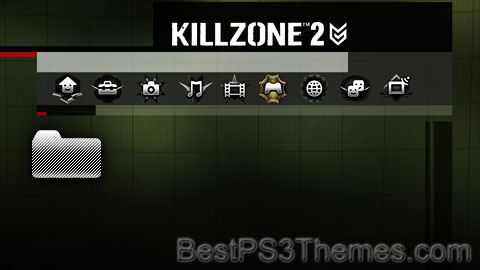 Killzone 2 Menu Theme Preview