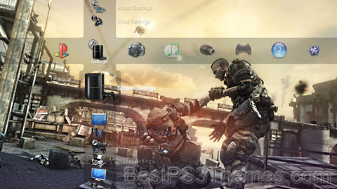 KillZone 2 Various Icons Theme