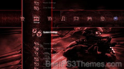 Killzone Wreckage Theme