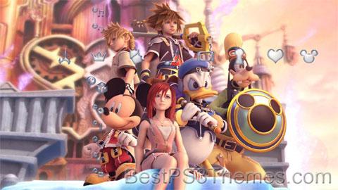 Kingdom Hearts 2 vD Theme