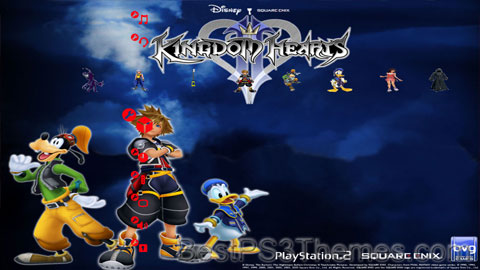 Kingdom Hearts Theme 3