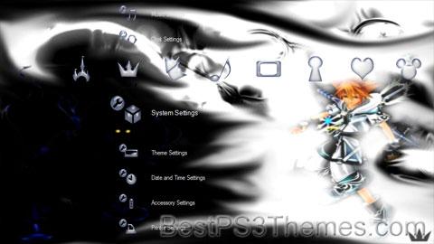 Kingdom Hearts Theme 4