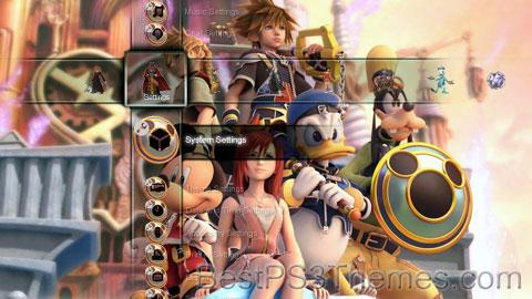 Kingdom Hearts Theme 6