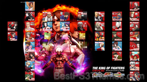 King of Fighters Theme