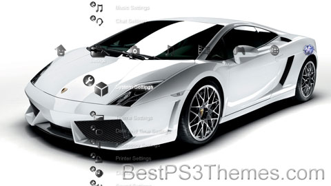 Lamborghini Gallardo LP 560-4 Theme