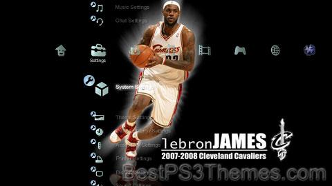 LeBron James Theme