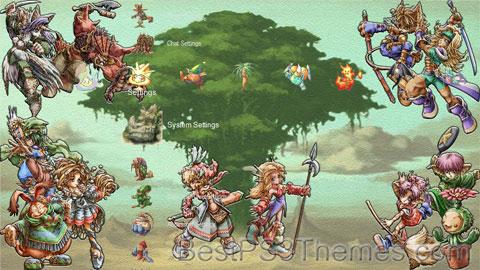 Legend of Mana Theme