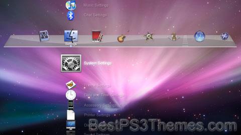 Leopard OS X Theme 2