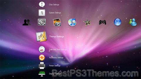 Leopard OSX Theme