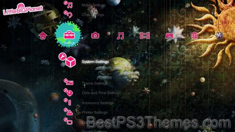 LittleBigPlanet Theme 14
