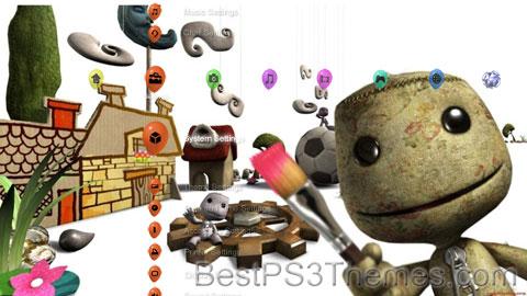 LittleBigPlanet Theme 16