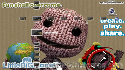 LittleBigPlanet Theme 18