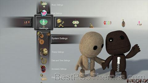 LittleBigPlanet 3.0 Theme