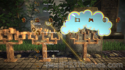 LittleBigPlanet Theme 8