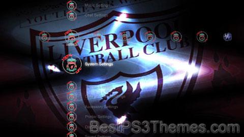 Liverpool FC Theme