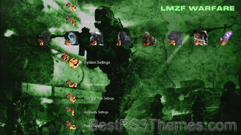LMZF Clan Theme