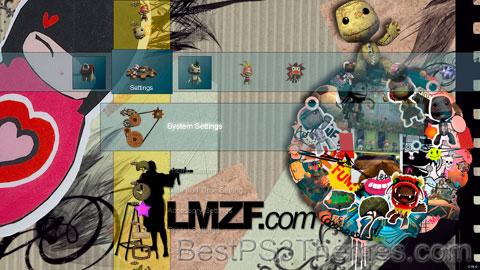 LMZF LBP Theme