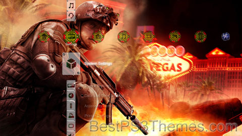 BloodSpillXXT - Long way to Vegas Theme