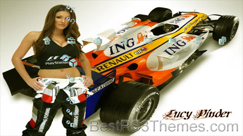 Lucy Pinder Theme 2