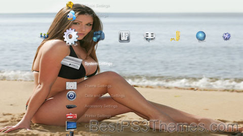 Lucy Pinder Theme 6 Preview