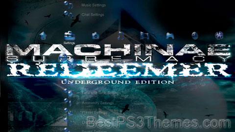 Machinae Supremacy Theme