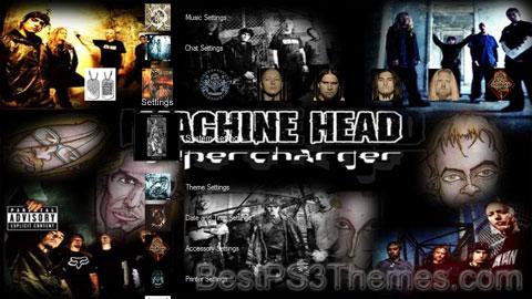Machine Head Theme