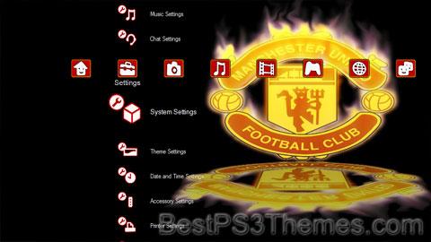 Manchester United FC Theme