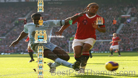 Man City Theme