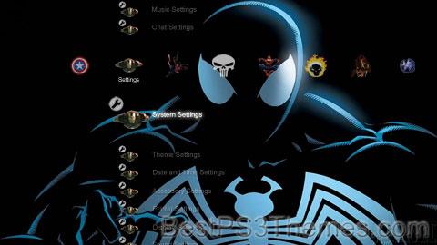 Marvel Heroes Theme
